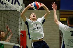20161126 NED: Beker, Sliedrecht Sport - Pelster Cito: Sliedrecht <br />Niels Vermeulen <br />©2016-FotoHoogendoorn.nl / Pim Waslander