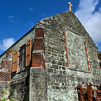 St. Barnabas Anglican Church in Liberta, Antigua<br />