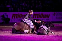 Melie Phillipot<br /> Braunschweig - Löwenclassics 2019<br /> Grosse Braunschweiger Nacht<br /> Showabend<br /> 23. März 2019<br /> © www.sportfotos-lafrentz.de/Stefan Lafrentz