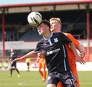 John Black - Dundee v Kilmarnock, SPFL Under 20s Development League at Dens Park<br /> <br />  - &copy; David Young - www.davidyoungphoto.co.uk - email: davidyoungphoto@gmail.com