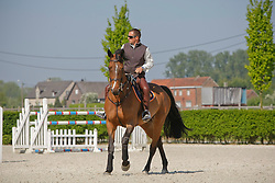 Lamaze Eric (CAN) - Hickstead<br /> Stephex stables<br /> Wolvertem 2008<br /> Photo © Hippo Foto
