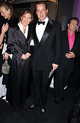 SVEN & ZOE LEY he is heir to the Escada fashion empire at the Conservative Party's Black & White Ball held at Old Billingsgate, 16 Lower Thames Street, London EC3 on 8th February 2006.<br /><br />NON EXCLUSIVE - WORLD RIGHTS