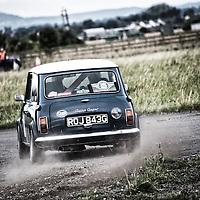 Car 117 Duncan Wils/Steve Skepper