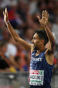 Morhad Amdouni competes and wins in 10000m during the European Championships 2018, at Olympic Stadium in Berlin, Germany, Day 1, on August 7, 2018 - Photo Philippe Millereau / KMSP / ProSportsImages / DPPI