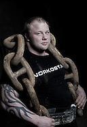 Espen Aune - Norges sterkeste mann 2011