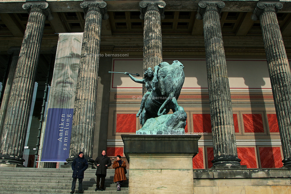 Berlin: Altes Museum