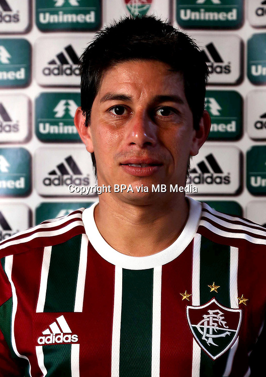 "Brazilian Football League Serie A /<br /> ( Fluminense Football Club ) -<br /> Dario Leonardo Conca "" Dario Conca """