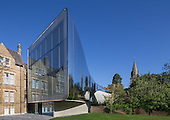 Investcorp Building, Oxford University Middle East Centre by Zaha Hadid Architects