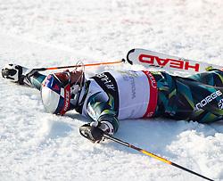 14.02.2011, Kandahar, Garmisch Partenkirchen, GER, FIS Alpin Ski WM 2011, GAP, Herren, Super Combination, im Bild Goldmedaillen Gewinner und Weltmeister Aksel Lund Svindal (NOR) // Gold Medal and World Champion Aksel Lund Svindal (NOR) during Supercombi Men Fis Alpine Ski World Championships in Garmisch Partenkirchen, Germany on 14/2/2011. EXPA Pictures © 2011, PhotoCredit: EXPA/ J. Groder