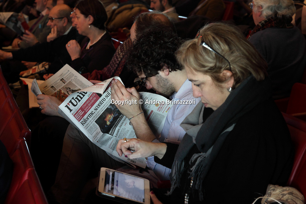 Riccione 25 Gennaio 2014 - 2° Congresso Nazionale Sinistra Ecologia Liberta' - SEL