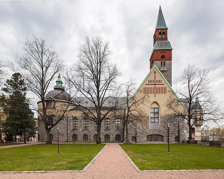 National Museum of Finland in Helsinki, Finland