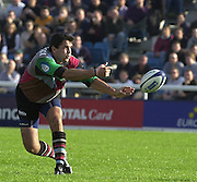 Intersport Images. .Photo: Peter Spurrier.Zurich Premiership - NEC Harlequins v London Wasps.Nick Greenwood.. ...........[Mandatory Credit, Peter Spurrier/ Intersport Images][Mandatory Credit, Peter Spurrier/ Intersport Images]