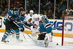 20101211 - Chicago Blackhawks at San Jose Sharks (NHL Hockey)