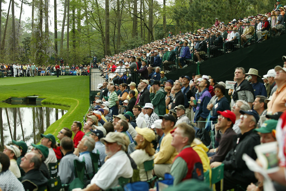 Jack Nicklaus..2005 Masters Tournament.1st round.Friday, April 8 2005.Augusta National GC.Augusta, GA..photograph by Darren Carroll.4-8-05
