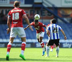 Korey Smith of Bristol City - Mandatory byline: Dougie Allward/JMP - 07966386802 - 08/08/2015 - FOOTBALL - Hillsborough Stadium -Sheffield,England - Sheffield Wednesday v Bristol City - Sky Bet Championship
