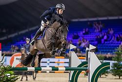 Spits Thibeau, BEL, Javanna van de Torredreef<br /> Jumping Mechelen 2019<br /> © Hippo Foto - Dirk Caremans<br />  26/12/2019