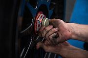 June 25 - 27, 2015: Lamborghini Super Trofeo Round 2-3, Watkins Glen NY. Prestige Racing Mechanic