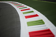 September 4-7, 2014 : Italian Formula One Grand Prix - Monza curbing
