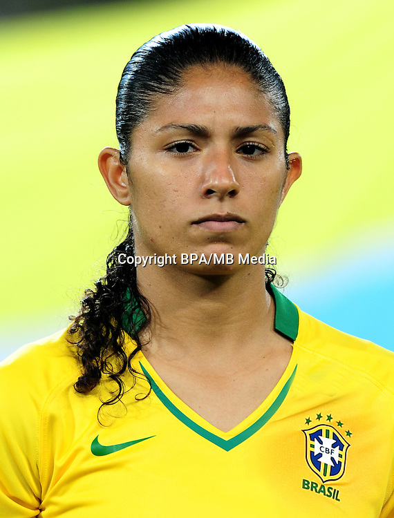 Fifa Woman's Tournament - Olympic Games Rio 2016 -  <br /> Brazil National Team - <br /> Cristiane