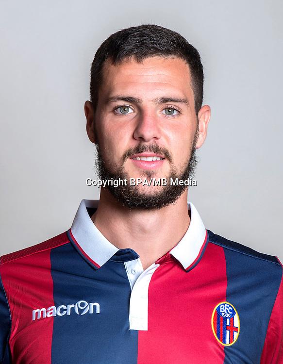 Italian League Serie A -2016-2017 / <br /> ( Bologna Fc 1909 ) - <br /> Mattia Destro