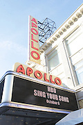"New York, NY- October 6:  Atmosphere at the HBO Premiere of "" Sing Your Song"" chronicling the life & iconic career of legendary entertainer & civil rights hero Harry Belafonte held at the Apollo Theater on October 6, 2011 in Harlem, New York City. Photo Credit: Terrence Jennings"