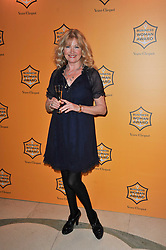 DEBBIE MOORE founder of Pinapple Dance Studios at the 38th Veuve Clicquot Business Woman Award held at Claridge's, Brook Street, London W1 on 28th March 2011.