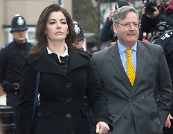 The TV Chef Nigella Lawson arrives at Isleworth Crown Court. London, United Kingdom. Wednesday, 4th December 2013. The TV chef is expected to testify today at trial for Francesca and Elisabetta Grillo, who appear charged with fraud after allegedly using a company credit card to defraud the TV chef and her former husband out of ¬£300,000. Picture by i-Images<br />