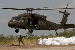12 june 2010. Wetlands of Plaquemines Parish, South Louisiana. <br />