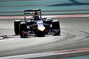 November 21-23, 2014 : Abu Dhabi Grand Prix. Daniel Ricciardo (AUS), Red Bull-Renault