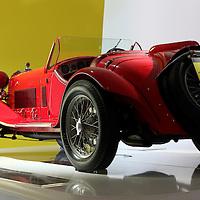 Alfa Romeo 8C 2300 Spider Corsa at Museo Casa Enzo Ferrari, 2014