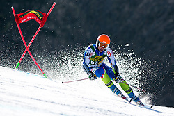 REICH POGLADIC Andraz of Slovenia during the 1st Run of Men's Giant Slalom - Pokal Vitranc 2014 of FIS Alpine Ski World Cup 2013/2014, on March 8, 2014 in Vitranc, Kranjska Gora, Slovenia. Photo by Matic Klansek Velej / Sportida