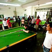 Pool hall, Kota Kinabalu