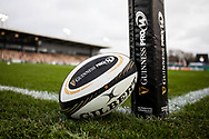 A general view of Rodney Parade, home of Dragons<br /> <br /> Photographer Simon King/Replay Images<br /> <br /> Guinness PRO14 Round 12 - Dragons v Ospreys - Sunday 30th December 2018 - Rodney Parade - Newport<br /> <br /> World Copyright © Replay Images . All rights reserved. info@replayimages.co.uk - http://replayimages.co.uk