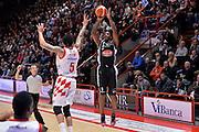 Yakhouba Diawara<br /> The FlexX Pistoia Basket - Pasta Reggia Juve Caserta<br /> Lega Basket Serie A 2016/2017<br /> Pistoia 13/02/2017<br /> Foto Ciamillo-Castoria