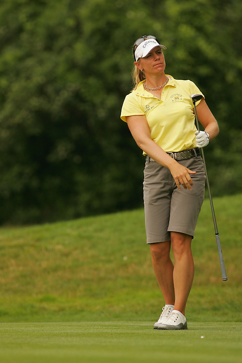 Annika Sorenstam.2006 US Women's Open Championship.Playoff.Newport Country Club.Newport, Rhode Island.Monday, July 3 2006.07-03-06.Photograph by Darren Carroll. .