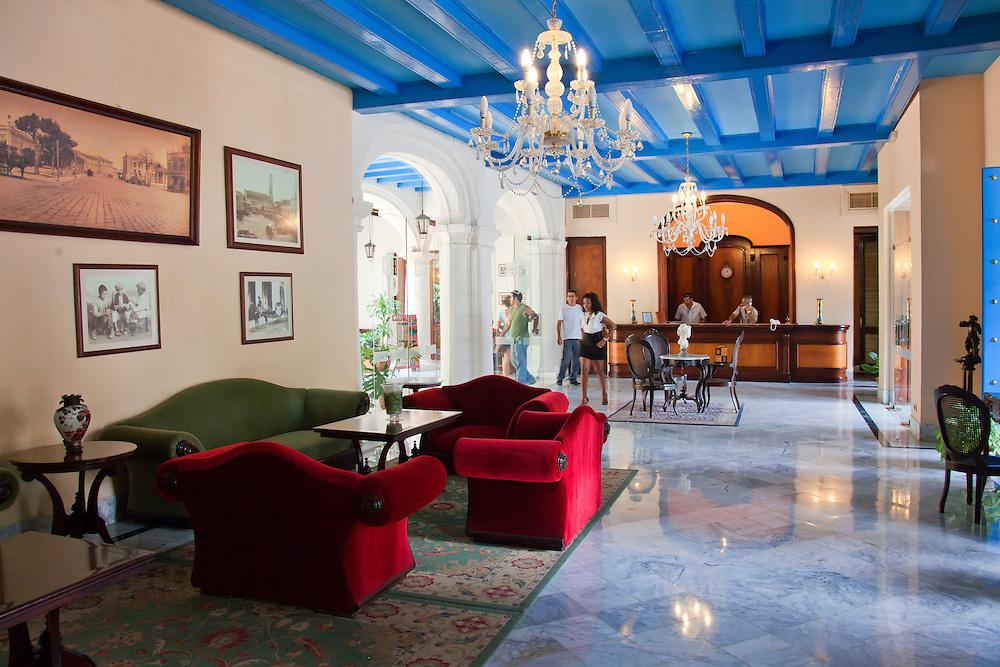 Beltran De Santa Cruz Boutique Hotel Havana