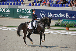 Van Grunsven Anky (NED) - IPS Salinero<br /> CDIO Grand Prix<br /> CHIO Aachen 2009<br /> Photo © Dirk Caremans