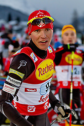 16.12.2011, Casino Arena, Seefeld, AUT, FIS Nordische Kombination, Team Sprint 2* 7.5 km, im Bild Bill Demong (USA) // Bill Demong of United States during Team Sprint 2* 7.5 km the team competition at FIS Nordic Combined World Cup in Sefeld, Austria on 20111211. EXPA Pictures © 2011, PhotoCredit: EXPA/ P.Rinderer