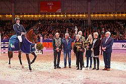 Snels Zoi, NED, Highway M TN<br /> KWPN Stallionshow - 's Hertogenbosch 2018<br /> © Hippo Foto - Dirk Caremans<br /> 01/02/2018