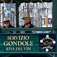 Images from Venice  - Fotografie di Venezia...***Agreed Fee's Apply To All Image Use***.Marco Secchi /Xianpix.tel +44 (0)207 1939846.tel +39 02 400 47313. e-mail sales@xianpix.com.www.marcosecchi.com The gondola is a traditional, flat-bottomed Venetian rowing boat, well suited to the conditions of the Venetian lagoon.