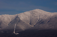 Mt Washington with early snowfall.  ©2008 Karen Bobotas Photographer