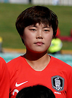 International Women's Friendly Matchs 2019 / <br /> Cup of Nations Tournament 2019 - <br /> Argentina vs South Korea 0-5 ( Leichhardt Oval Stadium - Sidney,Australia ) - <br /> Shin Dam-Yeong of South Korea