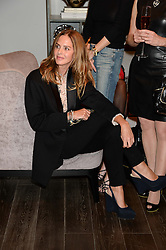 TRINNY WOODALL at a reception to launch the range of Dr Lancer beauty products held at The Penthouse, Harrods, Knightsbridge, London on 16th September 2013.