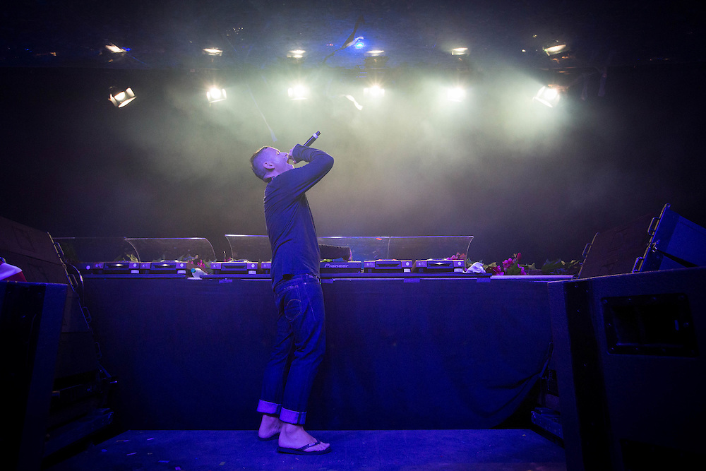 Kaskade performs at TomorrowWorld on Friday, Sept. 25, 2015 in Chattahoochee Hills, Ga. Photo by Kevin D. Liles/kevindliles.com