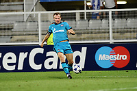 FOOTBALL - CHAMPIONS LEAGUE 2010/2011 - PLAY OFF - 2ND LEG - AJ AUXERRE v ZENIT ST PETERSBURG - 25/08/2010 - PHOTO GUY JEFFROY / DPPI - ALEKSANDR ANYUKOV (ZEN)