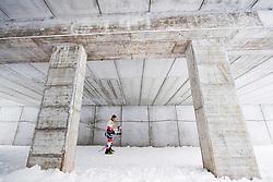 January 6, 2018 - Val Di Fiemme, ITALY - 180106 Oskar Svensson of Sweden and Emil Iversen of Norway compete in men's 15km mass start classic technique during Tour de Ski on January 6, 2018 in Val di Fiemme..Photo: Jon Olav Nesvold / BILDBYRN / kod JE / 160123 (Credit Image: © Jon Olav Nesvold/Bildbyran via ZUMA Wire)