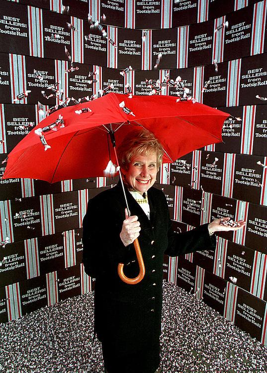Ellen Gordon, President of Tootsie Roll company