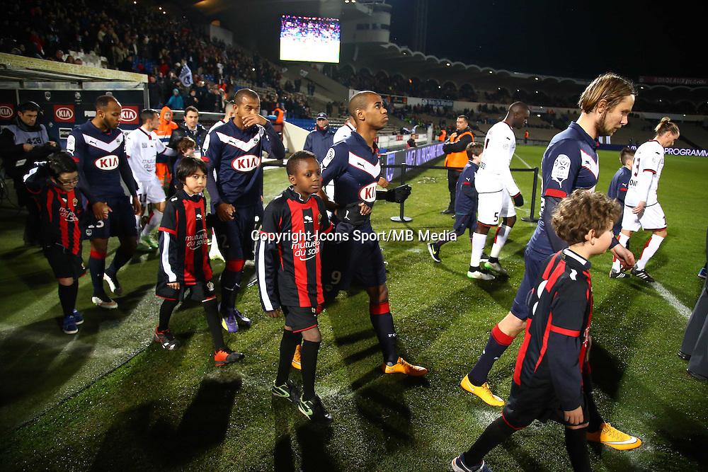 Diego Rolan - 16.01.2015 - Bordeaux / Nice - 21e journee Ligue 1<br />Photo : Manuel Blondeau / Icon Sport