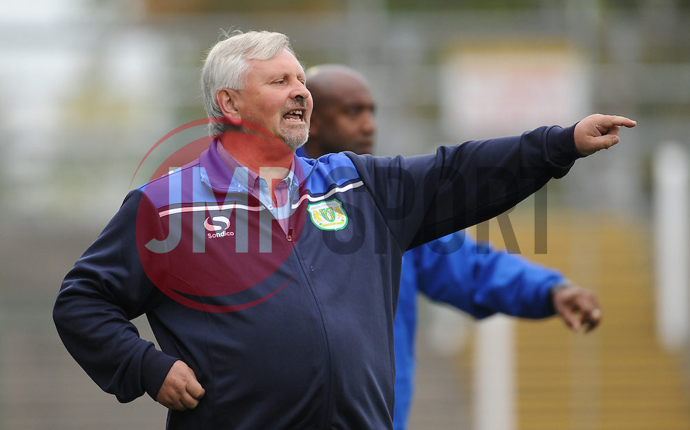 Yeovil manager Paul Sturrock gives orders.  - Mandatory byline: Alex Davidson/JMP - 07966 386802 - 10/10/2015 - FOOTBALL - Huish Park - Yeovil, England - Yeovil v Dagenham - Sky Bet League Two