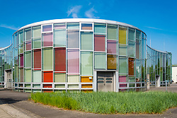 Center for Photonics and Optical Technologies, Photonics Centre, part of Humboldt University at the Science and Technology Park in Adlershof Berlin, Germany